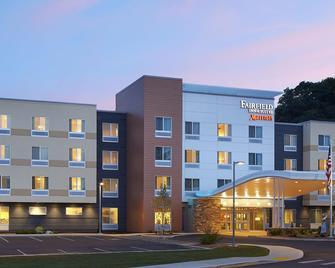 Fairfield Inn & Suites Springfield Northampton/Amherst - Northampton - Gebäude