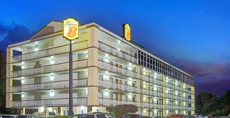Super 8 by Wyndham Memphis/Dwtn/Graceland Area - Memphis - Bâtiment