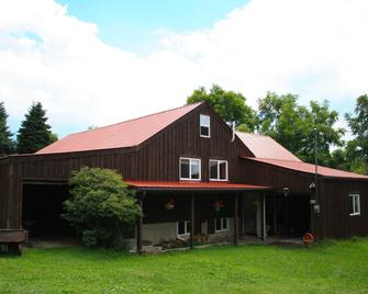 Humble Hill Farm and Lodge - Spencer - Building