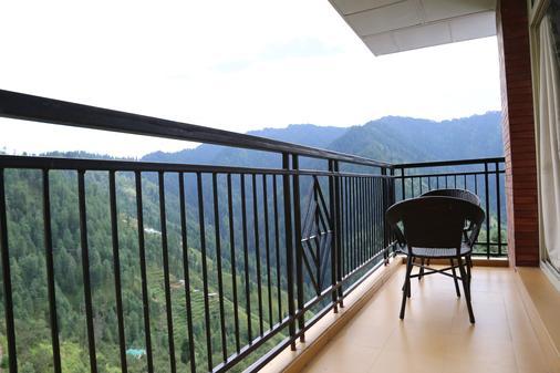 Tethys Ski Resort - Shimla - Μπαλκόνι