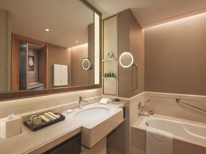 烏蘭巴托香格里拉酒店 - 烏蘭巴托 - 烏蘭巴托 - 浴室