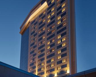 Shangri-La Hotel, Ulaanbaatar - Ulaanbaatar - Gebouw