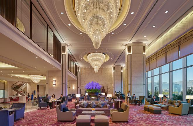 烏蘭巴托香格里拉酒店 - 烏蘭巴托 - 烏蘭巴托 - 宴會廳