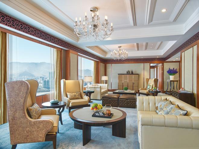 烏蘭巴托香格里拉酒店 - 烏蘭巴托 - 烏蘭巴托 - 休閒室