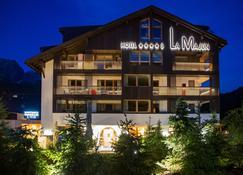Hotel La Majun - Corvara in Badia - Κτίριο