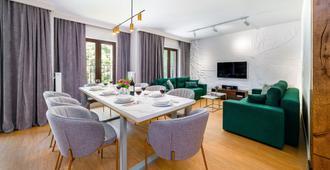 Apartamenty Sun & Snow Resort - Szklarska Poręba - Dining room