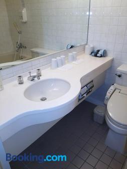 Hotel Hyper Hills Hirosaki - Hirosaki - Bathroom