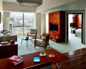 Marriott Executive Apartments Addis Ababa - Addis Ababa - Living room