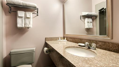 Best Western Plus Stoneridge Inn & Conference Centre - London - Phòng tắm