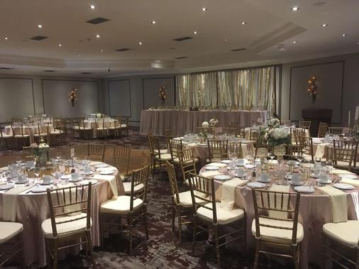 Best Western Plus Stoneridge Inn & Conference Centre - London - Banquet hall