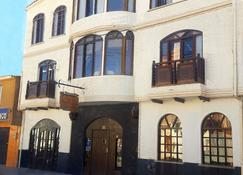 Hostal La Magia de Uyuni - อูยูนิ - อาคาร