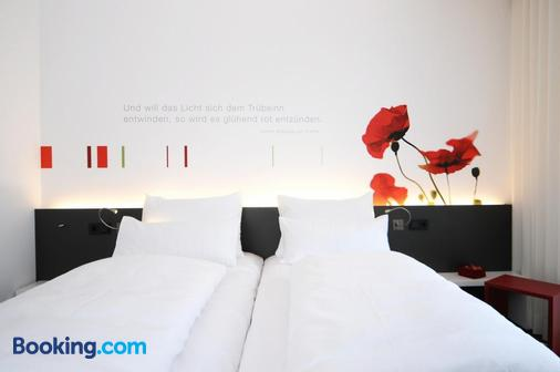 LAGO hotel & restaurant am see - Ulm - Bedroom