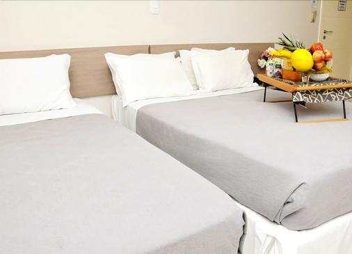 Vivendas Hotel - Erechim - Schlafzimmer