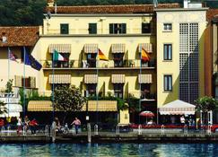 Hotel Milano - Iseo - Building