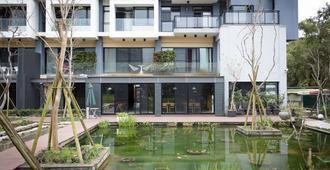 Onsense Villa - Jiaoxi - בניין