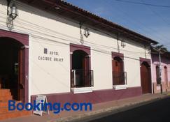 Hotel Cacique Adiact - León - Building