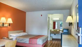 Motel 6 Seattle South - Аэропорт Sea-Tac - Спальня
