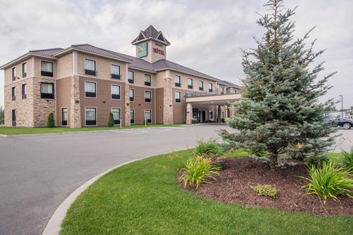 Quality Inn & Suites - Val-d'Or - Building
