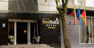 Best Baltic Kaunas Hotel - Kaunas - Edifício