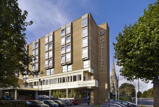 DoubleTree by Hilton Bristol City Centre - Bristol - Building