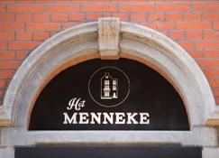 Hotel Het Menneke - Hasselt - Building