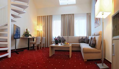 Best Western Hotel Zur Post - Bremen - Bedroom