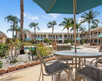 Best Western Gateway to The Keys - Florida City - Terasa