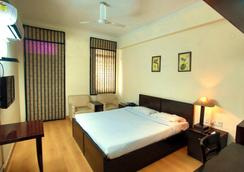 Ymca Tourist Hostel - New Delhi - Bedroom