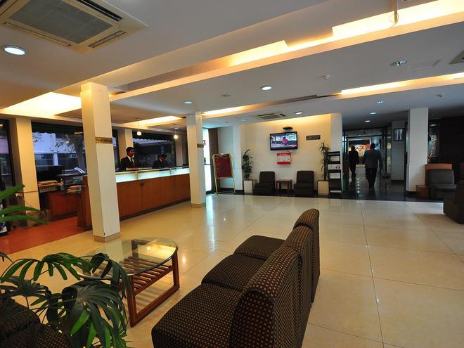 Ymca Tourist Hostel - New Delhi - Lobby
