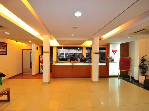 Ymca Tourist Hostel - New Delhi - Front desk