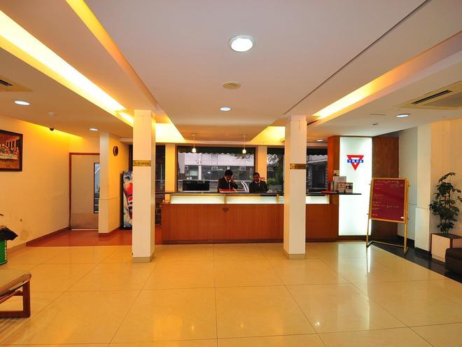 Ymca Tourist Hostel - New Delhi - Front desk