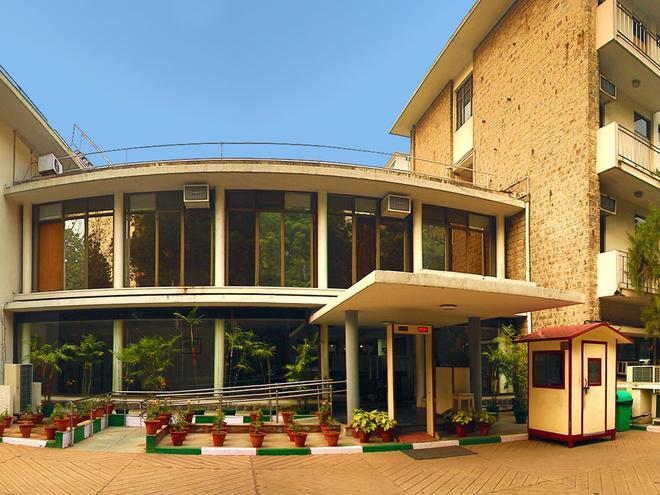 Ymca Tourist Hostel - New Delhi - Building