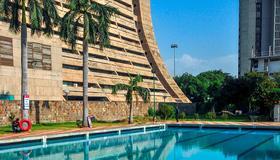 Ymca Tourist Hostel - New Delhi - Pool