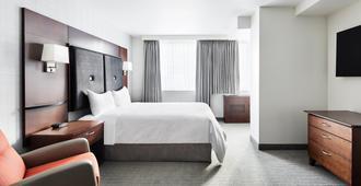 Club Quarters Hotel in San Francisco - סן פרנסיסקו - חדר שינה