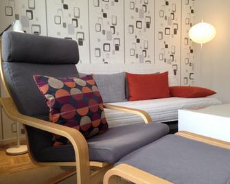 Hertenflats - Rooms & Apartments - Herten - Huiskamer