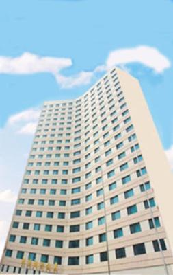 Overseas Chinese International Hotel - Qingdao - Rakennus
