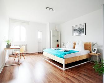 Green Residence Offenbach - Offenbach am Main - Bedroom