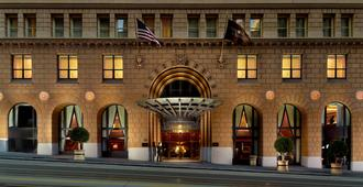Omni San Francisco Hotel - São Francisco - Edifício