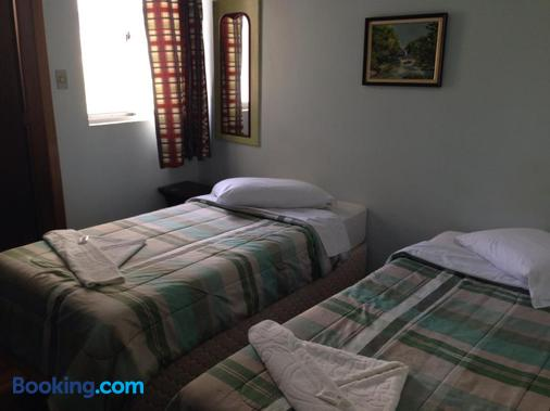 Hotel Hermann - Blumenau - Bedroom
