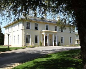 Eastwood Hall - Nottingham - Edificio