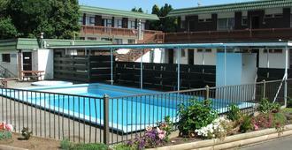 Flamingo Motel - ניו פלימאות' - בריכה