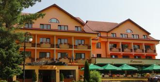 Best Western Silva Hotel - סיביו
