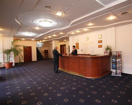Best Western Silva Hotel - Sibiu - Front desk