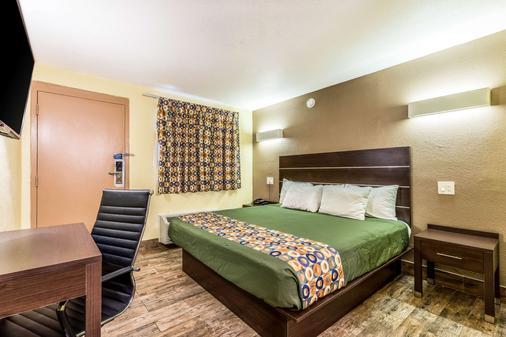 Rodeway Inn Fairgrounds-Casino - Tampa - Bedroom