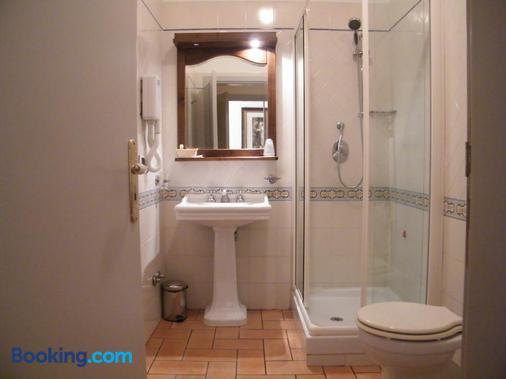 Hotel Villa Delle Meraviglie - Maratea - Bathroom