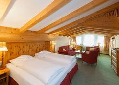 Hotel Kaiserhof Kitzbuehel - Kitzbühel - Schlafzimmer