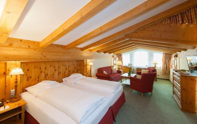 Hotel Kaiserhof Kitzbuehel - Kitzbühel - Quarto