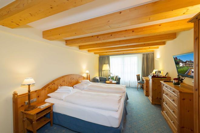 Hotel Kaiserhof Kitzbuehel - Kitzbühel - Phòng ngủ