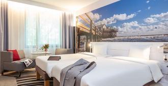 Novotel Hamburg City Alster - המבורג - חדר שינה