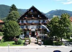 Hotel Askania - Bad Wiessee - Rakennus